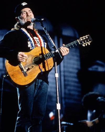 This is an image of Photograph & Poster of Willie Nelson 292852