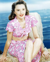 This is an image of Photograph & Poster of Barbara Stanwyck 293008