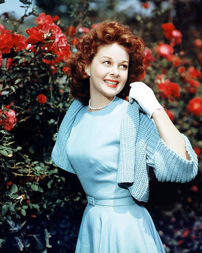 This is an image of Photograph & Poster of Susan Hayward 293018