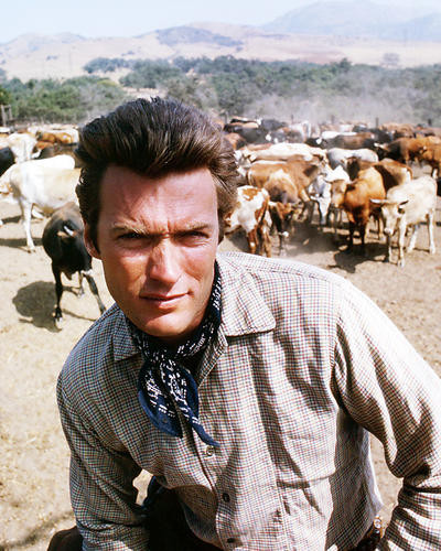 This is an image of Photograph & Poster of Clint Eastwood 293333