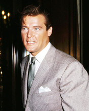 This is an image of Photograph & Poster of Roger Moore 293470