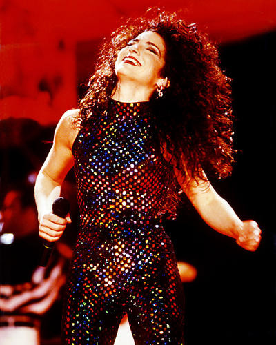 This is an image of Photograph & Poster of Gloria Estefan 293575