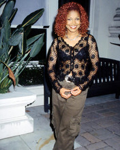 This is an image of Photograph & Poster of Janet Jackson 293636
