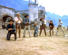 This is an image of Photograph & Poster of The Magnificent Seven 280155