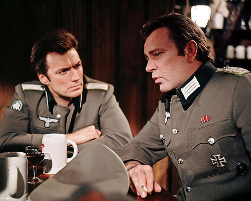 This is an image of Photograph & Poster of Where Eagles Dare 280166