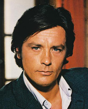 This is an image of Photograph & Poster of Alain Delon 218595