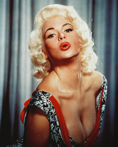 This is an image of Photograph & Poster of Jayne Mansfield 238052