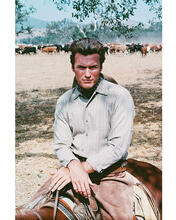 This is an image of Photograph & Poster of Clint Eastwood 251081