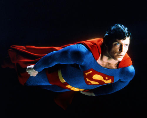 This is an image of Photograph & Poster of Superman 293919