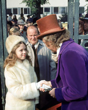 This is an image of Photograph & Poster of Willy Wonka and the Chocolate Factory 293995