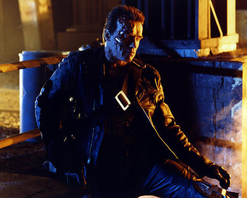 This is an image of Photograph & Poster of Terminator 2: Judgment Day 294351