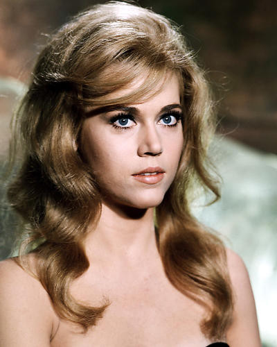 This is an image of Photograph & Poster of Jane Fonda 294472