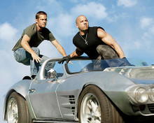 This is an image of Photograph & Poster of Fast Five 294484