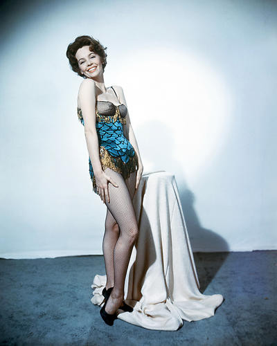 This is an image of Photograph & Poster of Leslie Caron 296699