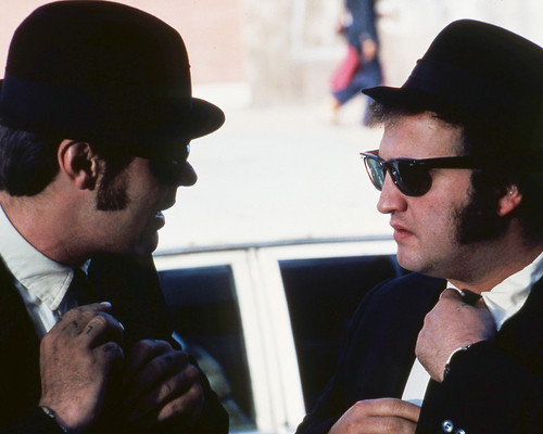 This is an image of Photograph & Poster of The Blues Brothers 296110