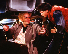 This is an image of Photograph & Poster of Back to the Future 296848
