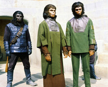 This is an image of Photograph & Poster of Planet of the Apes 295732