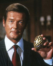 This is an image of Photograph & Poster of Roger Moore 295743
