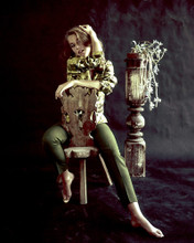 This is an image of Photograph & Poster of Jane Fonda 296768