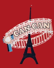 This is an image of Photograph & Poster of Can-Can 296770