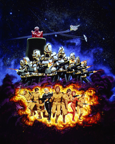 This is an image of Photograph & Poster of Battlestar Galactica 296200
