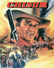 This is an image of Photograph & Poster of John Wayne 296149