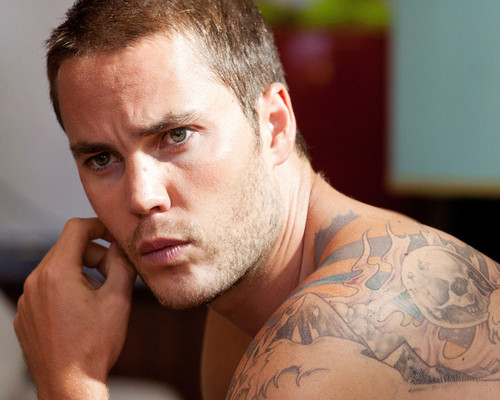This is an image of Photograph & Poster of Taylor Kitsch 296161