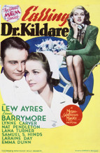This is an image of Photograph & Poster of Calling Dr. Kildare 297648
