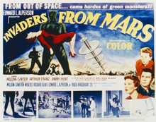 This is an image of Photograph & Poster of Invaders from Mars 297357