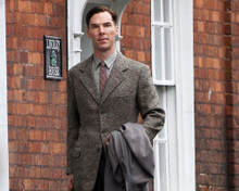 This is an image of Photograph & Poster of Benedict Cumberbatch 297575
