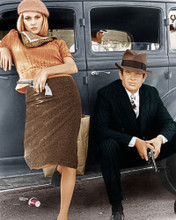 This is an image of Photograph & Poster of Bonnie and Clyde 298017