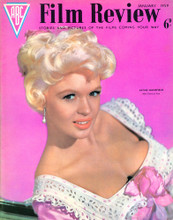 This is an image of Vintage Reproduction of Jayne Mansfield 297319