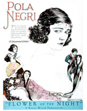 This is an image of Vintage Reproduction of Pola Negri 297404