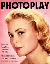 This is an image of Vintage Reproduction of Grace Kelly 297407
