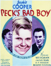 This is an image of Vintage Reproduction of Peck's Bad Boy 297003