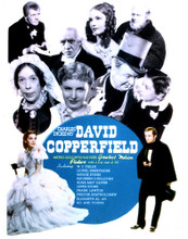 This is an image of Vintage Reproduction of David Copperfield (1935) 296982