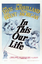 This is an image of Vintage Reproduction of In This Our Life 294990