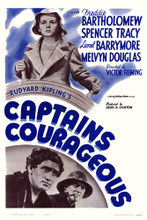 This is an image of Vintage Reproduction of Captains Courageous 295162