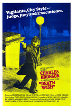 This is an image of Vintage Reproduction of Death Wish 295210