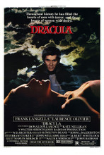 This is an image of Vintage Reproduction of Dracula 1979 295329