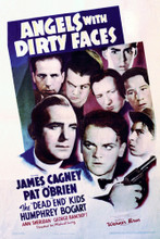 This is an image of Vintage Reproduction of Angels with Dirty Faces 295374