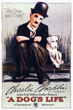 This is an image of Vintage Reproduction of A Dog's Life 296882