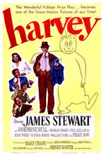 This is an image of Vintage Reproduction of Harvey 296883