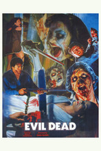 This is an image of Vintage Reproduction of Evil Dead 295077