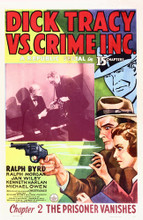 This is an image of Vintage Reproduction of Dick Tracy Vs. Crime Inc. 295199