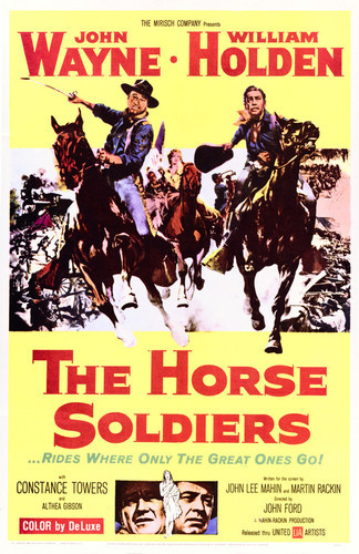 This is an image of Vintage Reproduction of The Horse Soldiers 295227