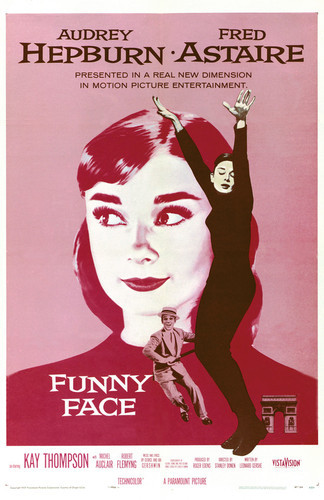 This is an image of Vintage Reproduction of Funny Face 295290