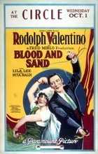 This is an image of Vintage Reproduction of Blood and Sand 295314