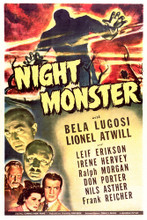 This is an image of Vintage Reproduction of Night Monster 296494