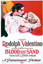 This is an image of Vintage Reproduction of Blood and Sand 296496